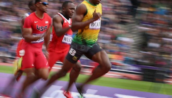 Como Usain Bolt: Los 100 metros más rápidos de la historia de Twitter