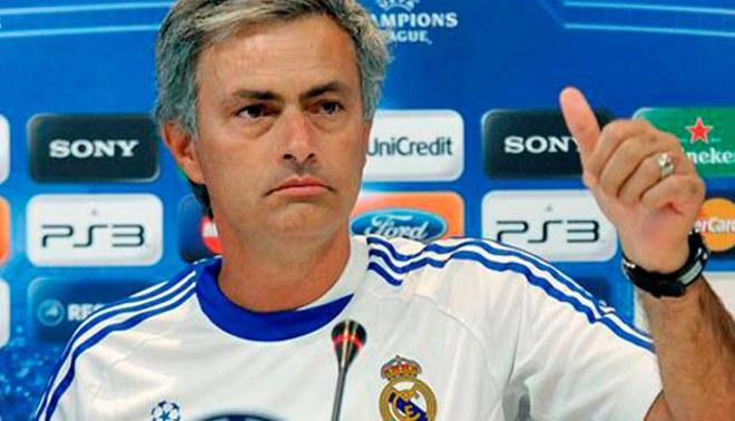 José Mourinho: Deberían llamarme 'el único'