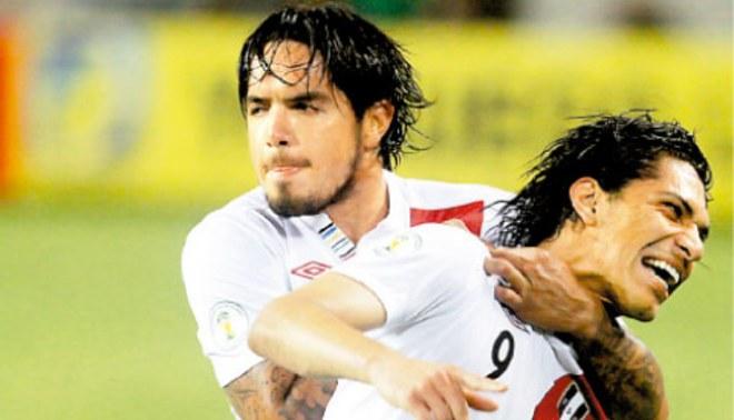 El Perú tiene ganas