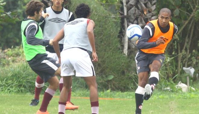 Jahirsino Baylón: Quiero jugar un clásico para hacerle muchos goles a Alianza Lima