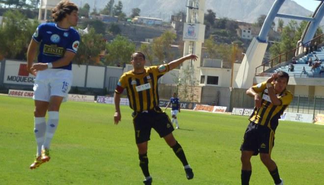 Cobresol y Sporting Cristal jugarán el 9 de setiembre en Moquegua