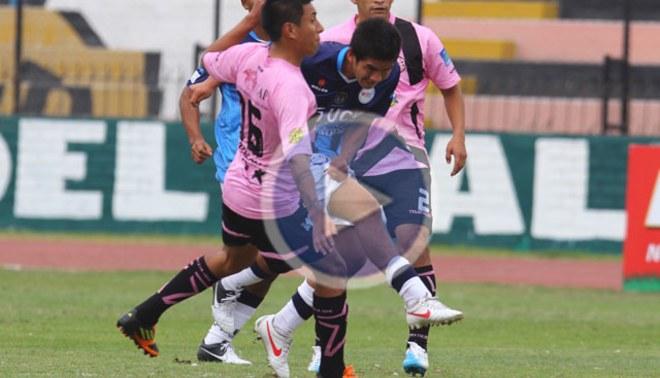 César Vallejo no recitó en el Callao e igualó 1-1 con Sport Boys [VIDEO]