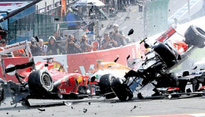 Circuito Fernando Alonso Accidente : Herido muy grave un niño en el circuito de karts de llanera el
