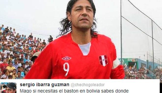 Sergio Ibarra: Daría mi vida por hacer un gol con la camiseta de Perú