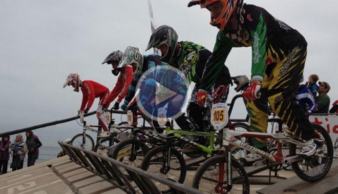 Gran primera fecha de la Copa Motion BMX en Miraflores [VIDEO]