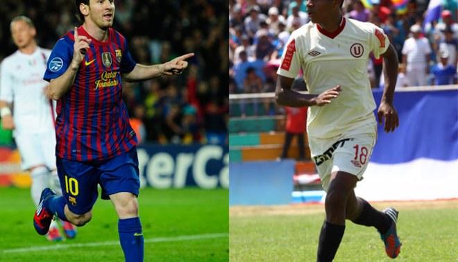 Universitario de Deportes jugaría con Barcelona de 'Leo' Messi en Lima