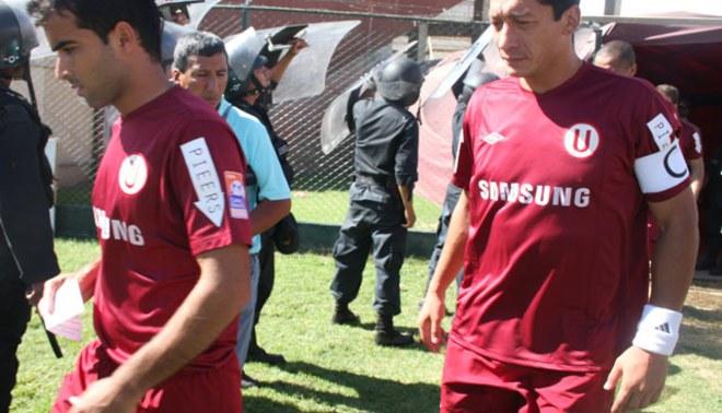Carlos Galván y Rodolfo Espinoza retornarían a Universitario de Deportes