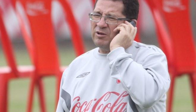 Julio Segura, médico de la selección, confirmó que Revoredo tiene tres semanas de recuperación