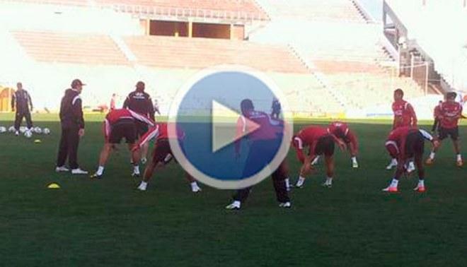 La selección sigue preparándose para el duelo contra Bolivia en La Paz [VIDEO]