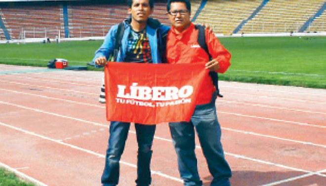 ¡LÍBERO ya está en Bolivia!