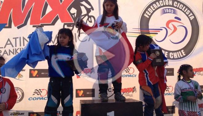 Peruanos de BMX trajeron medallas del Sudamericano y Latinoamericano de Chile  [VIDEO]