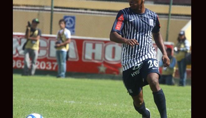 Yordy Reyna aspira a jugar en Club Celta de Vigo de España