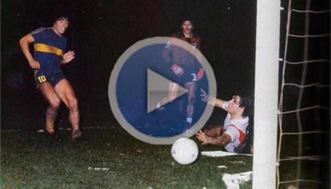 El Gol LÍBERO: La noche en que River Plate se arrepintió de no haber fichado a Maradona