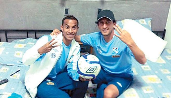 Juniors Ross y Renzo Sheput ya palpitan los 'play-off'