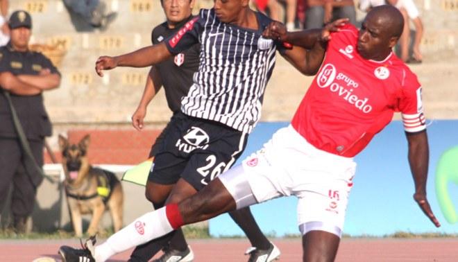 Alianza Lima recibe hoy a Juan Aurich con Yordy Reyna embalado