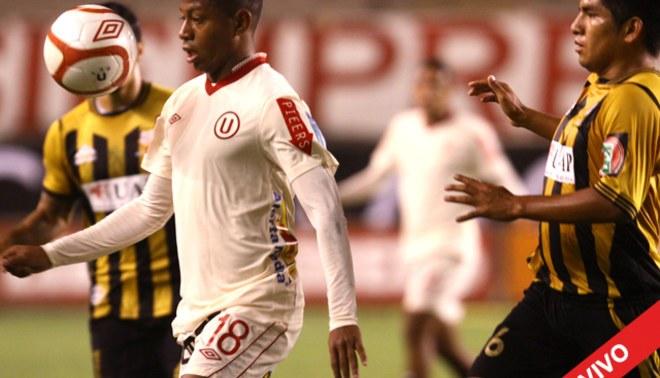 EN VIVO: Universitario 4-0 Cobresol