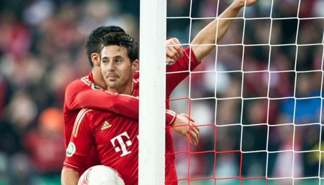Bayern Múnich de Claudio Pizarro recibe hoy a Lille por Champions