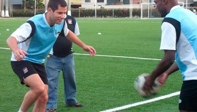 Defensor paraguayo Celso González está en los planes de Alianza Lima