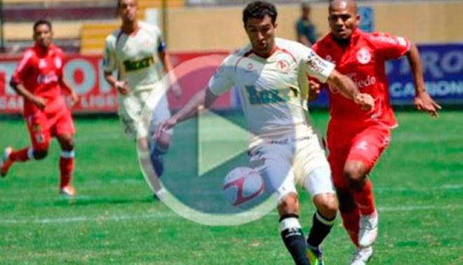 Juan Aurich quedó 1-1 con León de Huánuco en Chiclayo