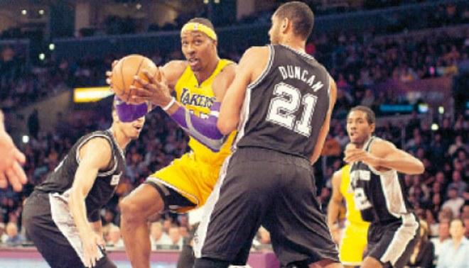 Lakers no pasa