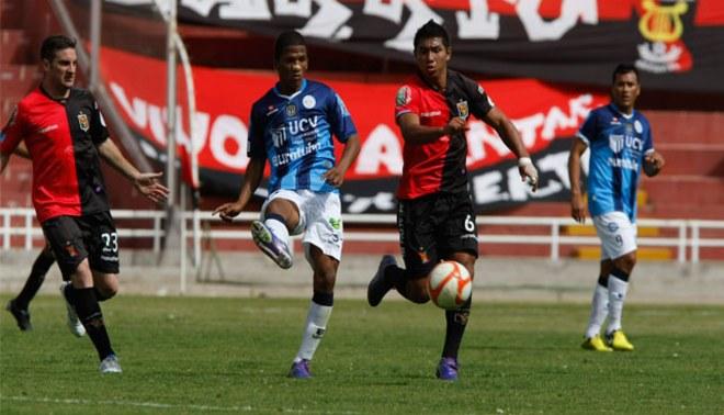César Vallejo busca ganar hoy a Melgar para asegurar la Libertadores