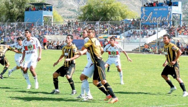 Inti Gas quiere vencer hoy a Cobresol para tentar la Sudamericana