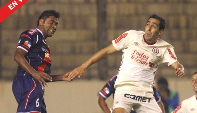 EN VIVO: José Gálvez 4-0 Universitario