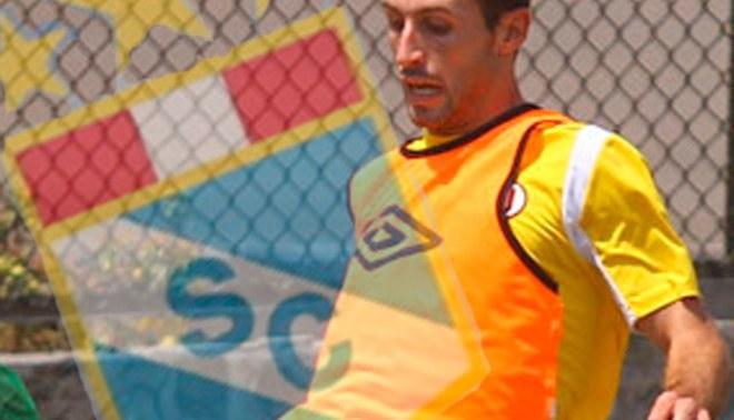 Horacio Calcaterra anunció su partida a Cristal: Es un gran equipo y sería lindo jugar allí