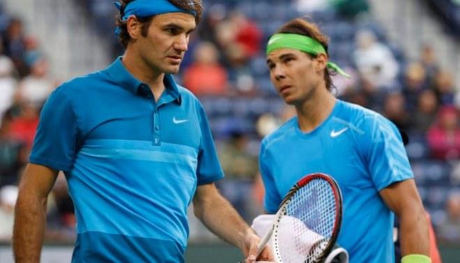 Roger Federer: Si Rafael Nadal no regresa en el Abierto de Australia, me preocuparé