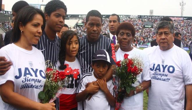 Juan Jayo jugará el viernes su último partido oficial en el Estadio Nacional