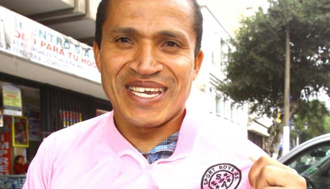 'Kukín' Flores: Mi deseo es volver al Sport Boys para que ascienda a Primera División