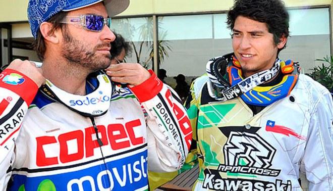 Equipo le ofrece mil dólares al chileno Patricio Cabrera por cada etapa que culmine en el Dakar 2013