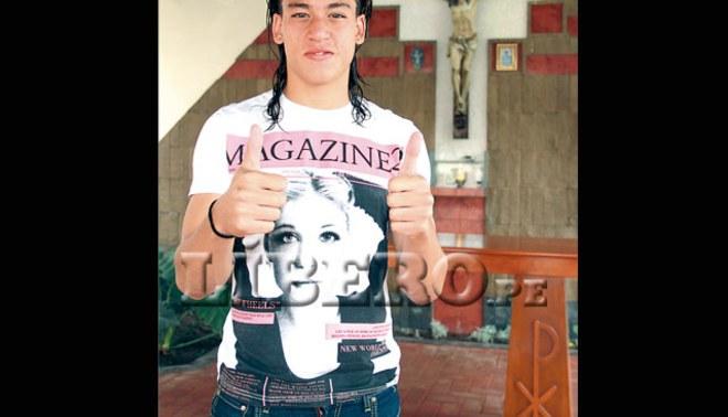 Cristian Benavente: Demostraré con Perú todo lo aprendido en el Real Madrid