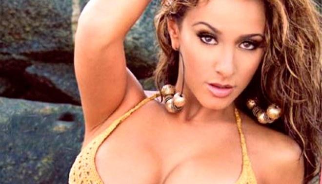 Deléitate con la sensual Tammy Torres, fanática de los Miami Heat [FOTOS]