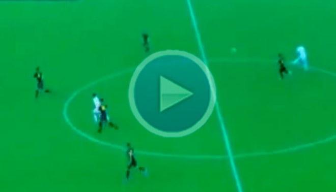Mira este increíble gol desde sesenta metros que marcó un juvenil de Bielorrusia [VIDEO]
