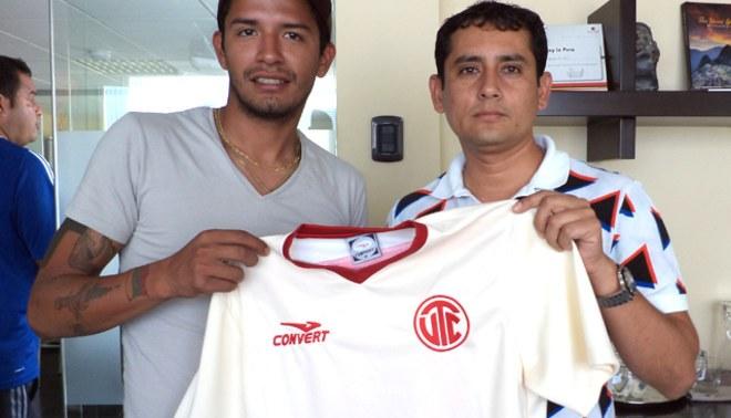 Reimond Manco: Ahora me debo al UTC y saldré a ganar a Alianza Lima