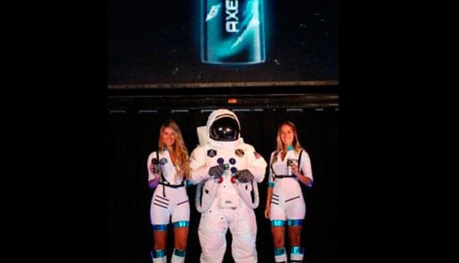 Axe presentó oficialmente su nueva fragancia 'Axe Apollo'
