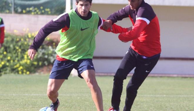 Emiliano Ciucci: Wilmar Valencia te exige al máximo en cada entrenamiento