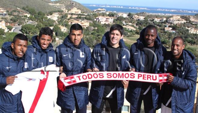 DT de Alianza Lima definió su equipo titular para afrontar los amistosos en España