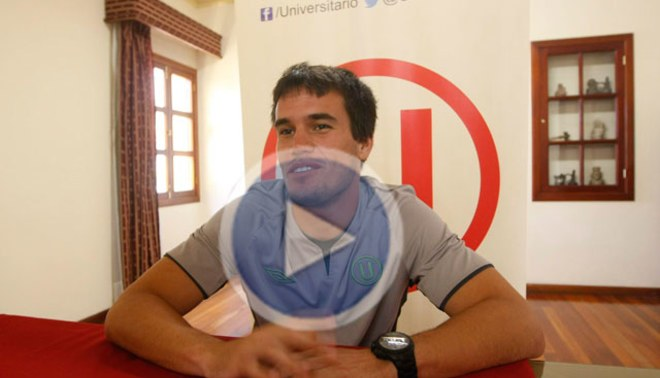 Aurelio Saco Vertiz: Universitario se prepara con todo para el objetivo de campeonar [VIDEO]