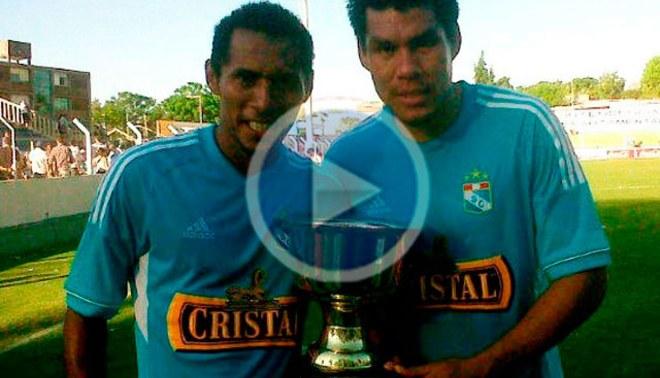 Sporting Cristal se llevó la segunda Copa Antel tras vencer a Nacional [VIDEO]