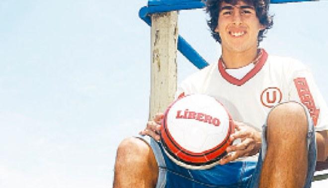 Rafael Guarderas a LÍBERO: Es un orgullo que me comparen con 'Chemo' Del Solar