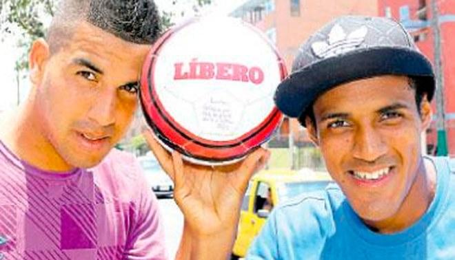 Paulo Albarracín y Ánderson Cueto quieren jugar desde el inicio ante UTC