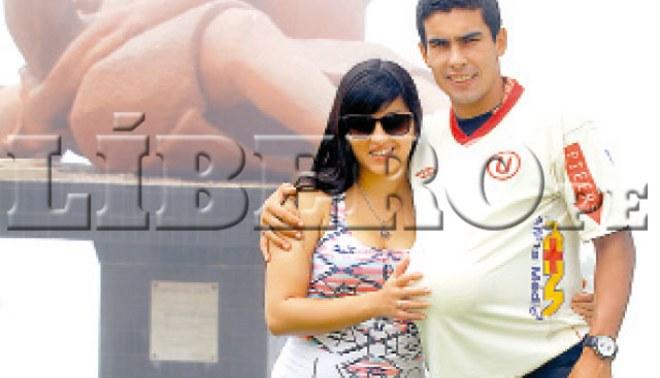 Sebastián Fernández jugará ante Universidad San Martín y su novia Isabel lo hará papá