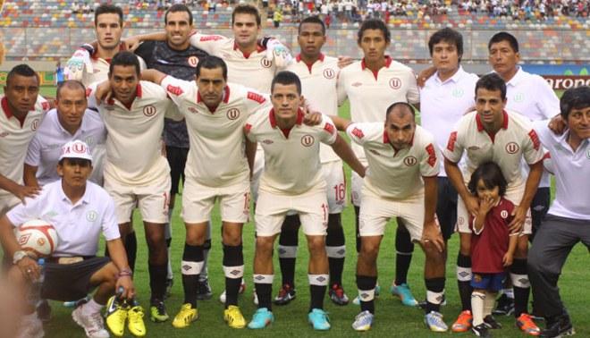 Universitario definió el equipo que enfrentará mañana a Sport Huancayo