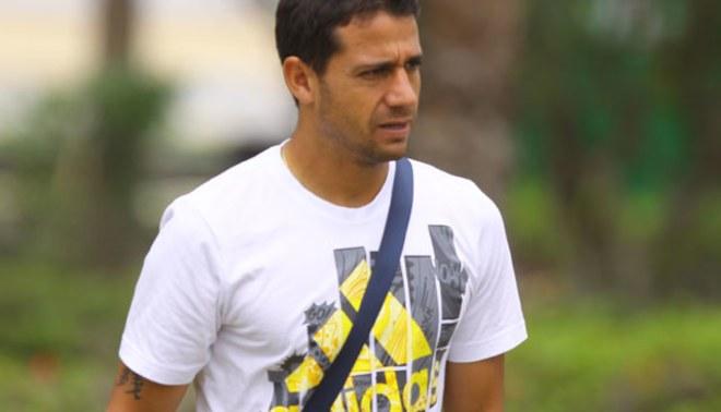 Diego Guastavino no viajo con Universitario a Cusco por lesión