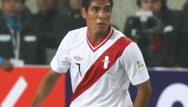 Paolo Hurtado: Si me toca estar ante Chile daré todo de mí