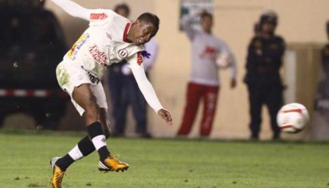 Andy Polo se apresta a jugar el superclásico ante Alianza Lima