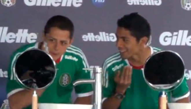 'Chicharito' Hernández: Quiero dejar una huella en el fútbol