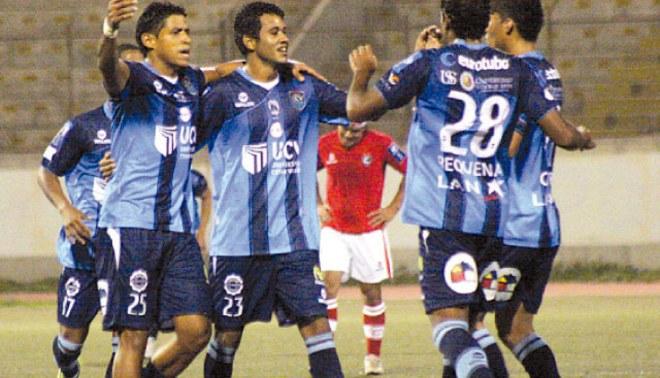 César Vallejo derrotó por 1-0 a Cienciano en Trujillo